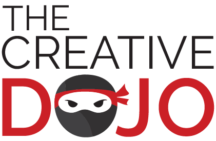 The Creative dojo - Hobart based graphic and seo web design - face bigger